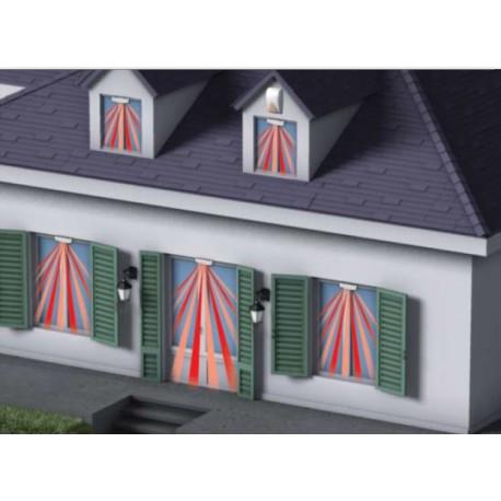 Rivelatori perimetrali da esterno